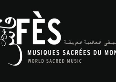 Festival de Fès des musiques sacrées du monde