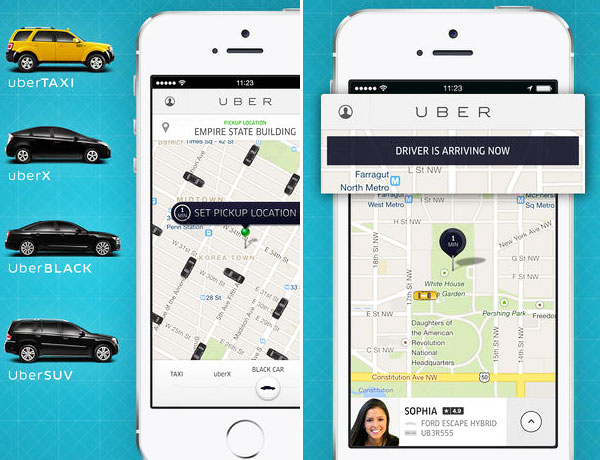 Uber Launches 'Going My Way' Feature
