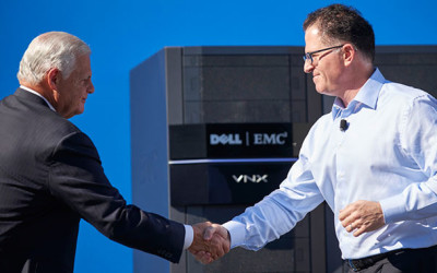 Why Dell-EMC Won't Follow in HP-Compaq's Footsteps