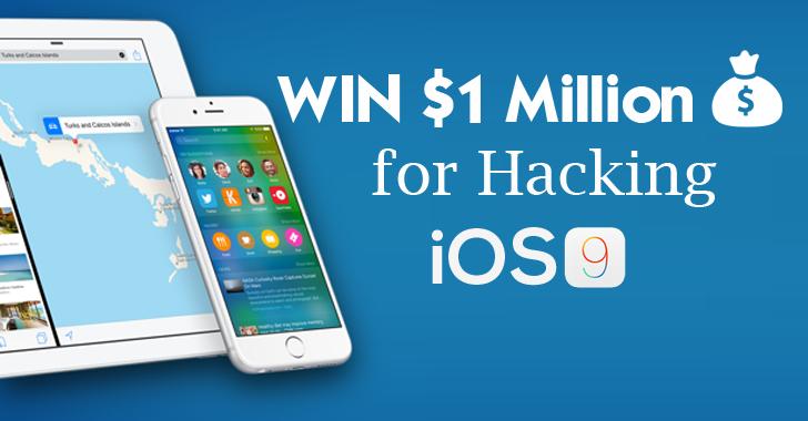 Black Hats Offer Million-Dollar iOS 9 Bug Bounty