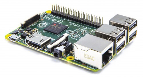 Element 14 to Bake Custom Raspberry Pi's